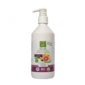 sapone mani aloe biologico